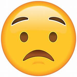 Download Worrie... Worried Emoji