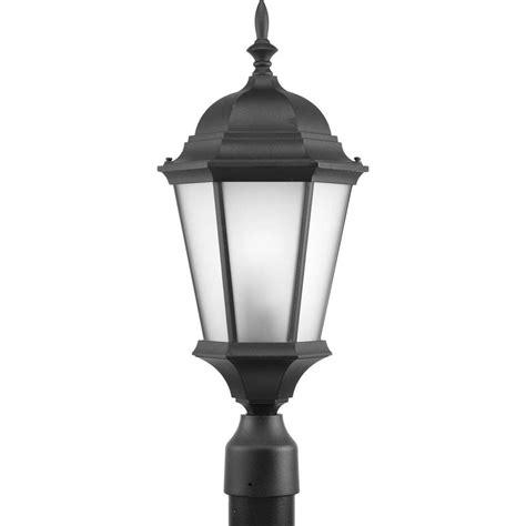 design house black outdoor lantern pier base 502211 the