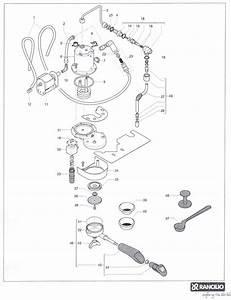 Rancilio Silvia V3 Parts
