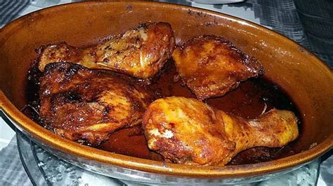 recette de pilons de poulet au paprika au four