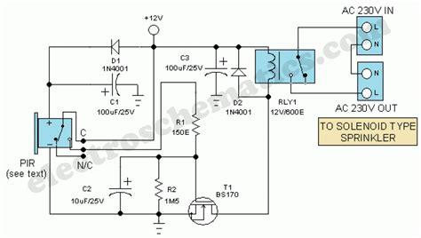 Light Sensor Circuit Page Sensors Detectors Circuits