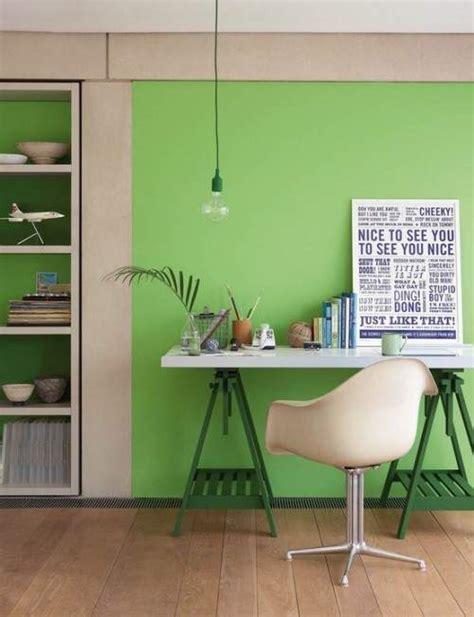 le bureau verte quelle couleur pour votre bureau