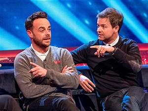 'No more crashes!' Ant and Dec reveal they nearly DIED in ...