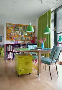 50, ideas, creativas, para, tu, oficina, en, casa