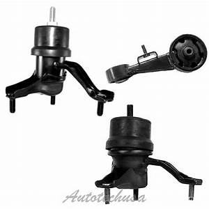 For Toyota Avalon Camry 3 5 V6 Engine Trans Motor Mount At