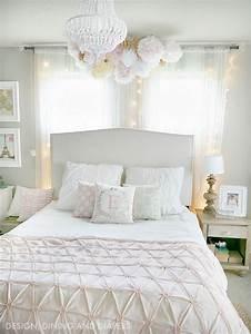 Whimsical, Little, Girl, U0026, 39, S, Room, Reveal