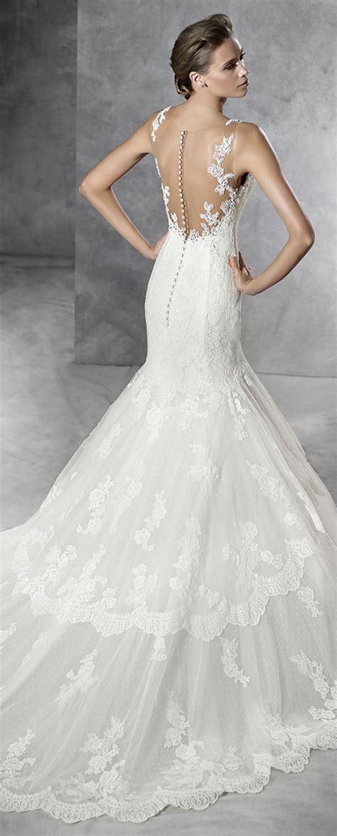 pronovias wedding dresses  collection part