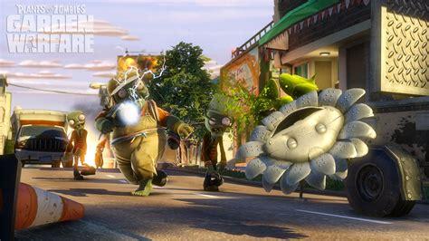 zombies plants vs warfare garden ps4 game screenshots profile screenshot games