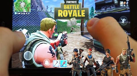fortnite mobile review  ios android invite codes