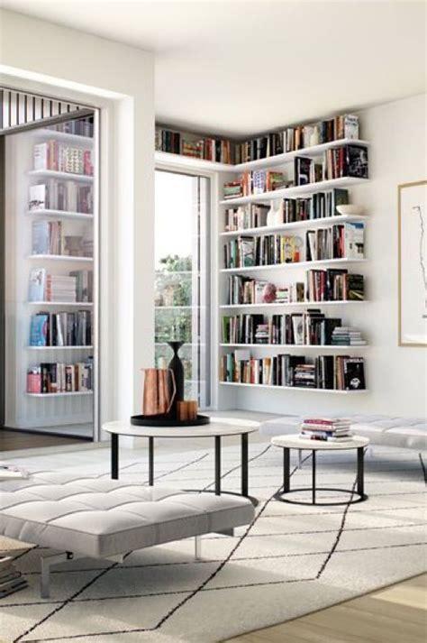 Living Room Bookshelves Modern by Best 25 Living Room Bookshelves Ideas On