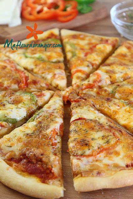 pizza fait maison p 226 te 224 pizza facile cuisine