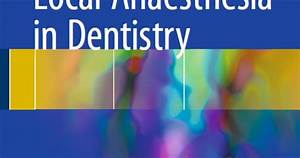 Local Anaesthesia In Dentistry 2nd Edition