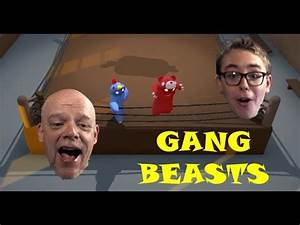 """Fun Steam Game """"Gang Beasts"""" 