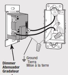 Light Switch Single Pole Dimmer Wiring Diagram : lutron led cfl dimmer switch turns lights off the wrong ~ A.2002-acura-tl-radio.info Haus und Dekorationen
