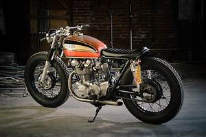 1974 Honda Cb450  U0026quot Rusty U0026quot  By Holiday Customs