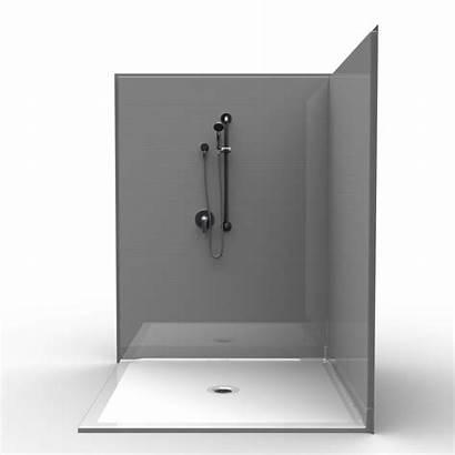 Shower Barrier Corner Tile 60x60 Universal 60