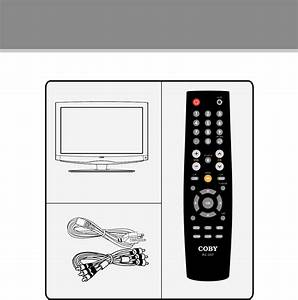 Page 8 Of Coby Electronic Flat Panel Television Tftv2225
