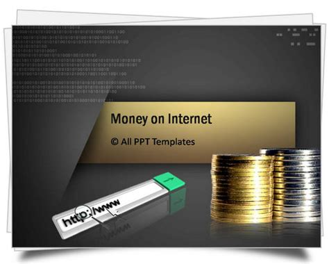 Money Powerpoint Template by Powerpoint Money On Template