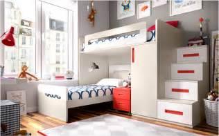 Lit Mezzanine 2 Places Avec Escalier Tiroir by Lit Ado Mezzanine Ludo Secret De Chambre
