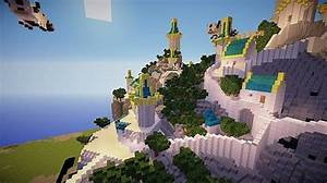 Restored Eastern Air Temple Minecraft Project