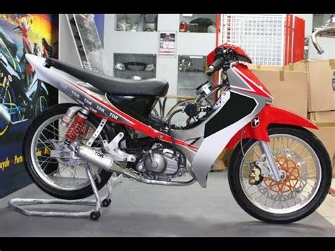 Motor Jupiter Z Road Race by Motor Trend Modifikasi Modifikasi Motor Yamaha
