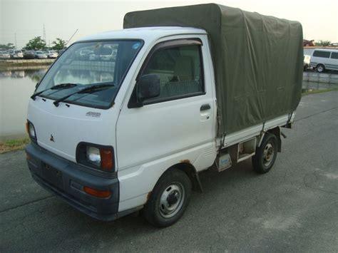 mitsubishi minicab mitsubishi minicab truck 1996 used for sale