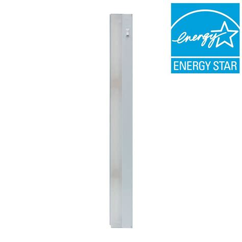 36 Fluorescent Light Fixture by Ge 36 In Fluorescent Direct Wire Cabinet Light
