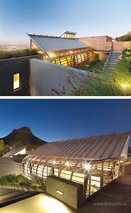 Home In S  Africa - Zinc Metal Roofing