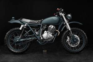 Racing Caf U00e8  Honda Cb 400 Ss By Butcher Garage