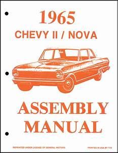 1965 Chevrolet Chevy Ii Nova Parts