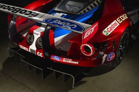 updated  ford imsa race livery gallery ford gt