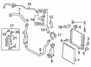 Land Rover Engine Cooling Diagram  Land Rover Oem 10 13 Lr4 Cooling System Water Outlet  Land