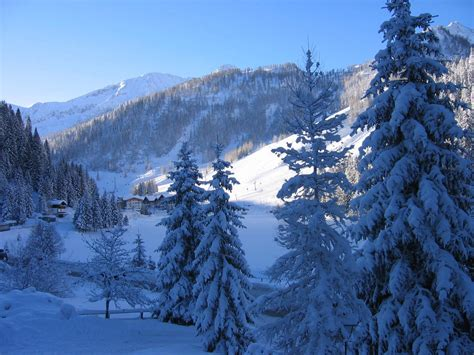 colecci 243 n de fondos de pantalla de paisajes nevados en hd