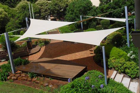 Patio Shade Ideas Cloth by Shade Sails Raleigh Durham Chapel Hill