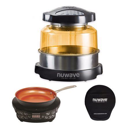nuwave cooktop reviews nuwave oven pro plus pic compact precision induction