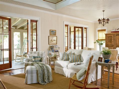 Cottage Style - cottage style decorating coastal living