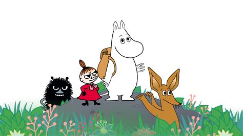 Moomin Move - Location based Moomin Game with AR
