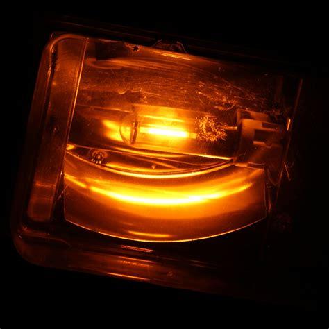 sodium vapor light sodium vapor l