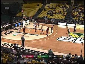 UVU: Men's Basketball vs Troy 2012 - YouTube