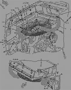 2281783 Radiator  U0026 Oil Cooler Mtg Group