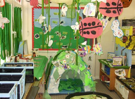 Minibeasts Classroom Display Photo Sparklebox