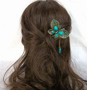 Oriental vintage hair sticks/ hair pin/ Bridal headpieces ...