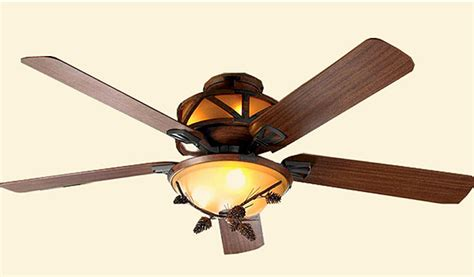 pine cone ceiling fanthis rustic ceiling fan was
