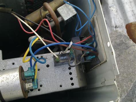 aire acondicionado problema con ventilador exterior yoreparo