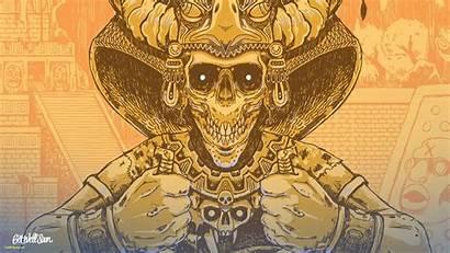Aztec Warrior Wallpapers Sacrifice Warlord Soon Well