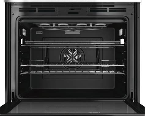 benchmark  single wall oven hblpuc stainless steel  appliances