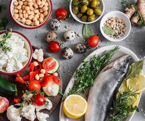 Vidusjūras diēta - Vidusjūras diēta