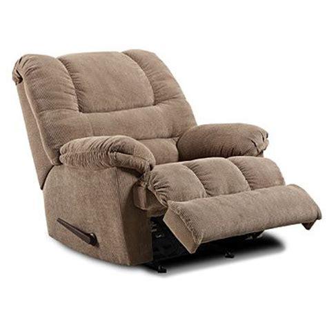 simmons 174 chion rocker recliner at big lots