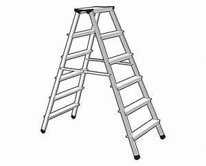 Vector Step Ladder