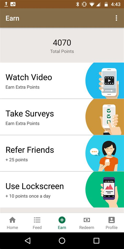 app earn smore phone ads referrals